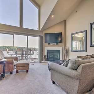 Waterfront Osage Beach Condo With Deck And Pool! photos Exterior