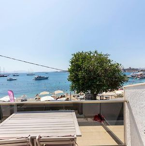 Charming Seafront Apartment With Excellent Sea View In The Heart Of Bodrum photos Exterior