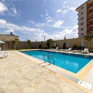 Cozy And Modern Apartment With Shared Pool And Fitness Center In Alanya photos Exterior