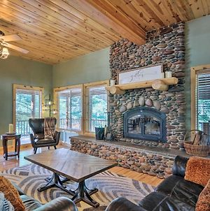 Mtn Escape Scattered Pines Cabin With Deck! photos Exterior