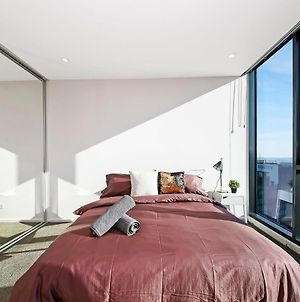 A Generous 2Br Apt With A Stunning View Over The Yarra, Free Parking photos Exterior