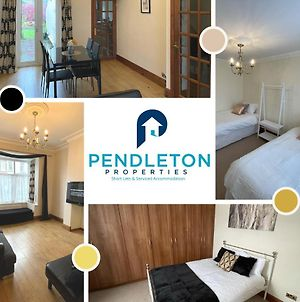 2 Bedroom House At Pendleton Properties Short Lets & Serviced Accommodation Southport - Stylish Home In The Beautiful Resort Of Southport photos Exterior