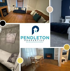 Stylish 2 Bedroom House By Pendleton Properties Short Lets & Serviced Accommodation In The Beautiful Ribble-Valley With Wifi photos Exterior