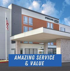 Springhill Suites By Marriot Colorado Springs North/Air Force Academy photos Exterior