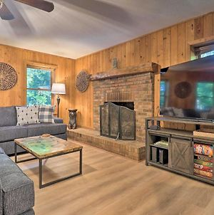 Weaverville Home Wraparound Deck And Fire Pit! photos Exterior