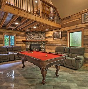 Updated Beech Mountain Home With Deck And Grill! photos Exterior