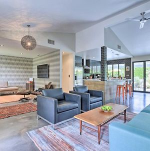 Luxe Palm Springs Home Less Than 1 Mile To Downtown! photos Exterior