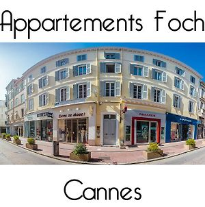 Appartements Foch photos Exterior