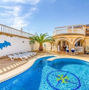 Amazing Home In Santa Pola With Outdoor Swimming Pool, Wifi And 3 Bedrooms photos Exterior
