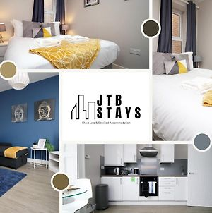 Spacious Modern Apartments At Jtb Stays Short Lets & Serviced Accommodation Cardiff photos Exterior