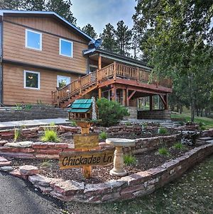 Spacious Black Hawk Home With Furnished Deck! photos Exterior