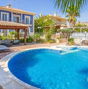 Amazing home in Aspe with Outdoor swimming pool, WiFi and 4 Bedrooms photos Exterior
