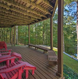 Lakefront Home Dock, Kayaks And Paddle Boards! photos Exterior