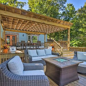 Lakeside Home with Private Dock and Jet Ski Slip! photos Exterior