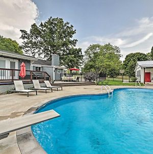 Secluded Escape With Pool - 15 Mi To Nashville! photos Exterior