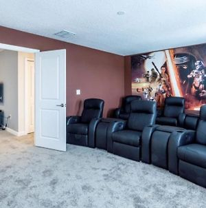 8 Bed Movie Room, Pool Spa & Game Room Champ Gate! Home photos Exterior