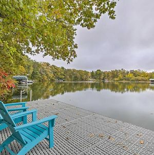 Birchwood Cottage With Red Cedar Lake Access! photos Exterior