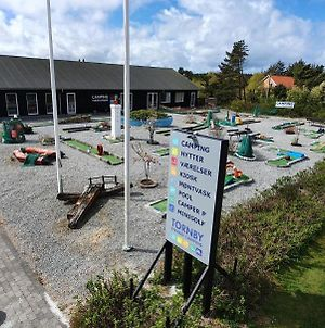 Tornby Strand Camping Cottages photos Exterior