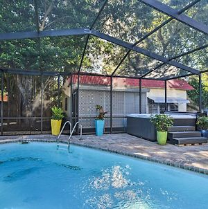 Cottage With Fire Pit About 3 Mi To St Pete Beach! photos Exterior