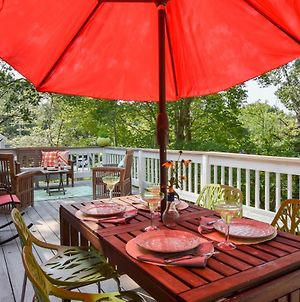 813 Waterfront On Schoolhouse Pond With Private Dock Kayaks And Canoes Outdoor Shower And Ac photos Exterior