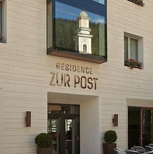 Zur Post Residence Sexten photos Exterior