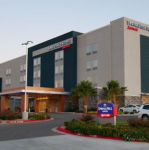 Springhill Suites By Marriott Midland Odessa photos Exterior