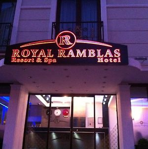 Royal Ramblas Hotel photos Exterior