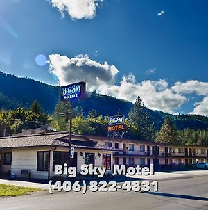 Big Sky Motel photos Exterior
