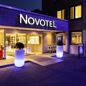 Novotel Nuernberg Messezentrum photos Exterior