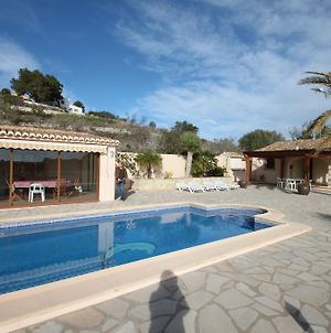 Santa Ana - Pretty Holiday Property With Garden And Private Pool In Benissa photos Exterior