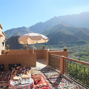 Imlil Authentic Toubkal Lodge photos Exterior