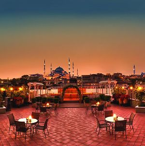 Armada Istanbul Old City Hotel photos Exterior
