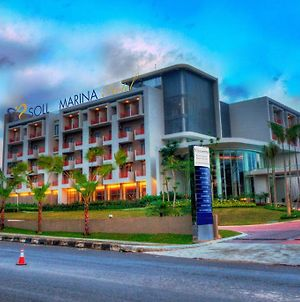 Soll Marina Hotel & Conference Center Bangka photos Exterior