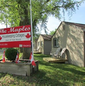 The Maples Cottages In Port Elgin photos Exterior