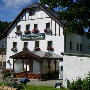 Pension Schlosselmuhle photos Exterior