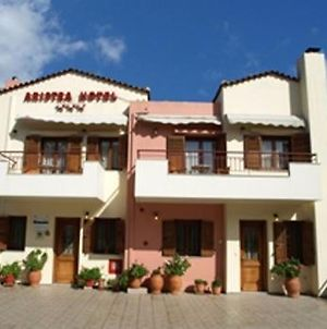 Aristea Hotel photos Exterior