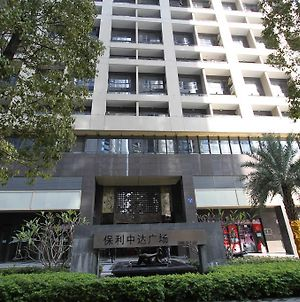 Guangzhou City Inn Apartment Poly D Plaza Branch photos Exterior