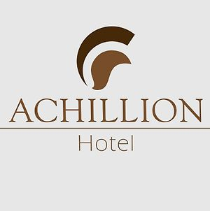Achillion Hotel Piraeus photos Exterior