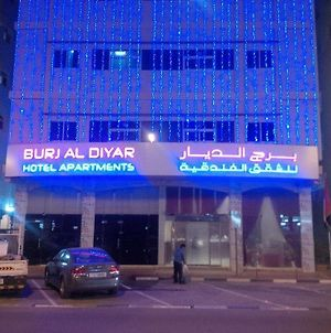 Burj Al Diyar Hotel Apartments photos Exterior
