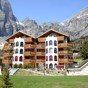 Apartments Chateau Leukerbad photos Exterior