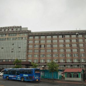Qingdao Wu Sheng Guan Holiday Hotel photos Exterior