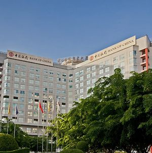 Hna Business Hotel Downtown Haikou photos Exterior