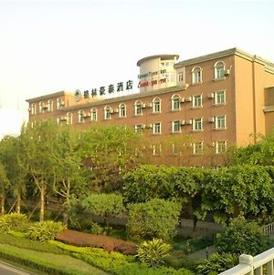 Greentree Inn Chongqing Yuzhou Road Hotel photos Exterior