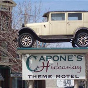 Capone'S Hideaway Motel photos Exterior