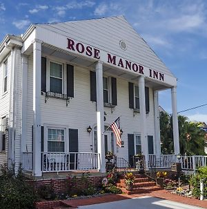 Rose Manor Bed & Breakfast photos Exterior