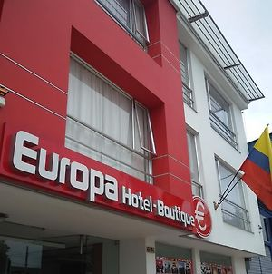 Europa Hotel Boutique Manizales photos Exterior