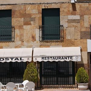Hostal Restaurante Bustos photos Exterior