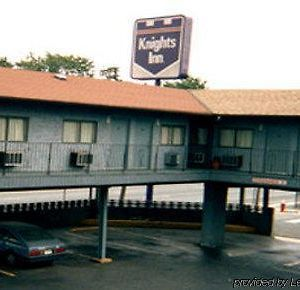 Knights Inn Elizabeth Nj photos Exterior