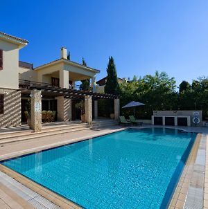 3 Bedroom Villa Kedros With Private Pool And Hot Tub Aphrodite Hills Resort photos Exterior