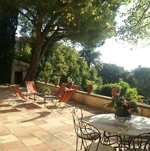 Elegant 18Th Century Villa In Cannes With Private Pool And Seaview photos Room